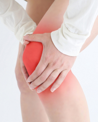 膝の痛みポイント
